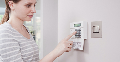 burglar alarms glasgow