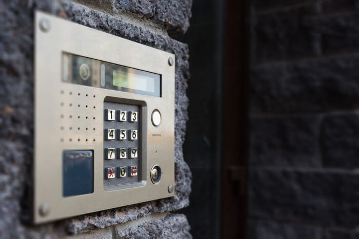 Door Entry Systems (Access Control)